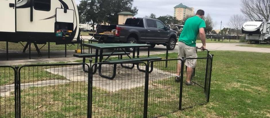 RV Dog Fence