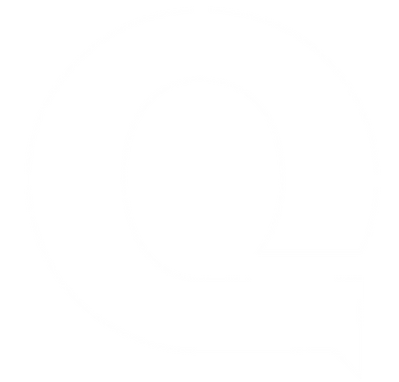 Quarbon Logo White