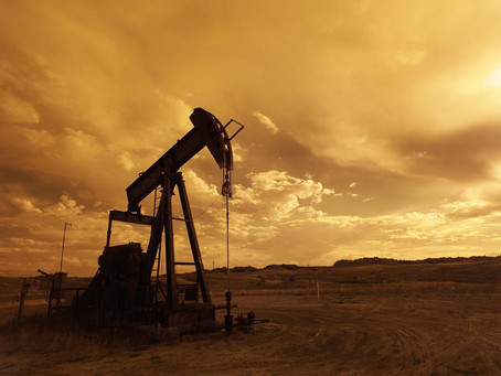 Negatively Charged Oil Prices