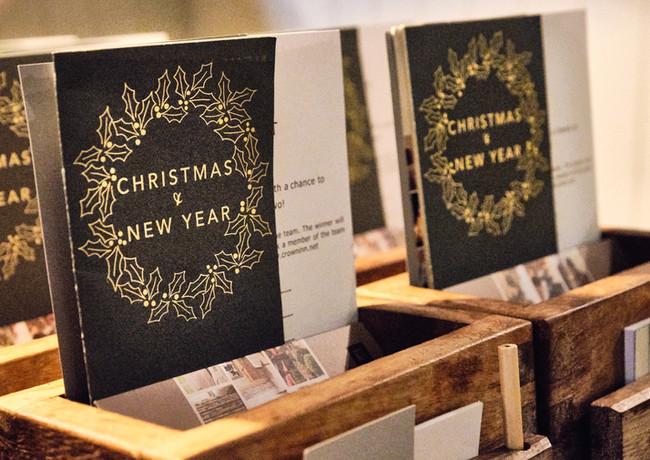 The Crown SBN Christmas 2019 Emma Cabiel