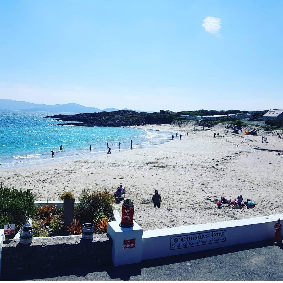 Beach Fit O'Carrolls Cove Beach