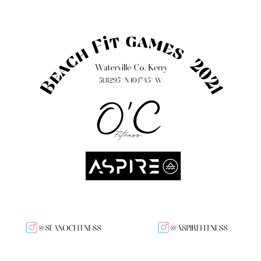 The Beach Fit Games