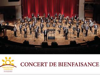 Concert de Bienfaisance Chaîne de l'Espoir Luxembourg le 1er octobre 2021