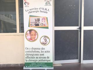 Mission de chirurgie et de formation à Dakar