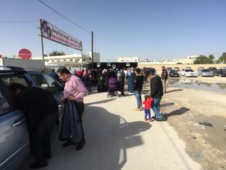 Nouvelle mission de chirurgie orthopédique d'enfants réfugiés syriens à l'Hôpital Al Maqassa