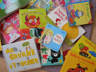 Collecte de livres d'enfants