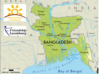 Mission de chirurgie orthopédique au Bangladesh