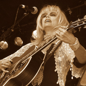 What's the link between fashion and design?  Looking back on Emmylou Harris's Fashion
