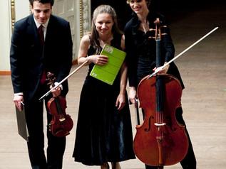 The Delta Piano Trio in a concert in Lithuania!