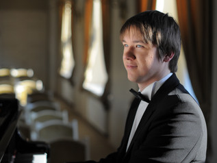 Rokas Valuntonis - II prize winner of International M.K. Čiurlionis Competition shares his experienc