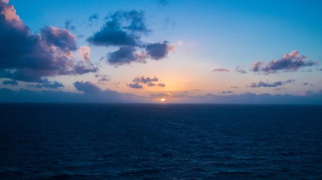 Point Udall Sunrise