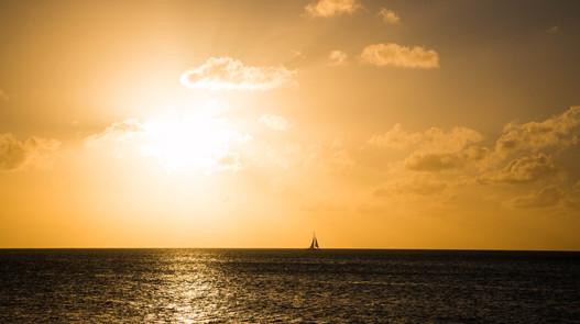 Sailing Towards the Horizon