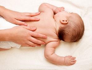 ostéopathe bébé le chesnay