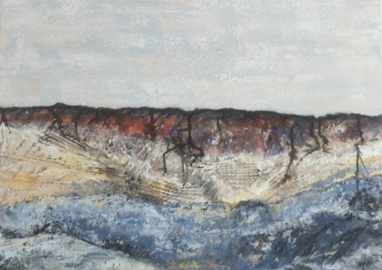 Death Valley 70x50 acryl