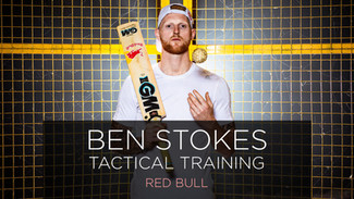 Ben Stokes: Tactical Training