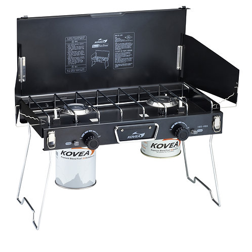 Deluxe Twin Stove