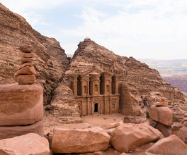 Monestary at Petra
