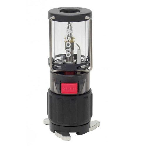 Compact Refillable Lantern