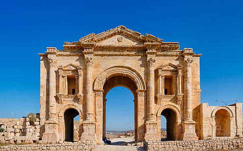 Jerash South Gate