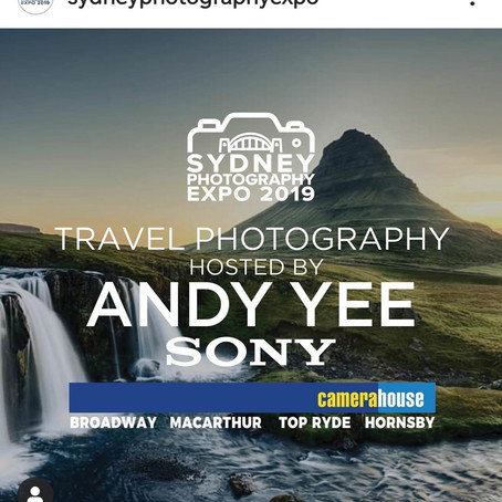 Sydney Photography Expo 2019