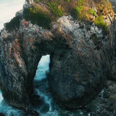Horse Head Rock From The Air - DJI Mavic Air 2