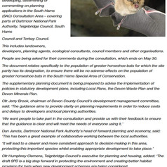 Document Will Help Protect Greater Horseshoe Bats