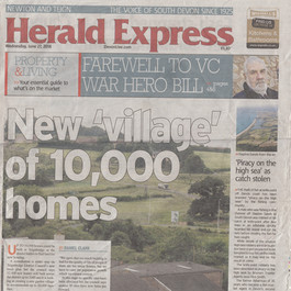 New 'Village' of 10,000 Homes