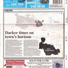 Darker Times on Town's Horizon
