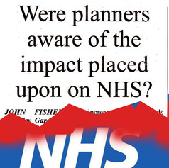 Were Planners Aware of NHS Impact?