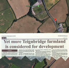 Yet More Farmland Considered...
