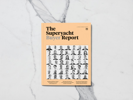 The Superyacht Report: The Path to Enlightenment