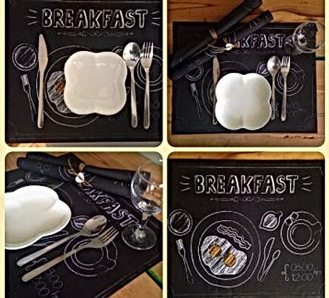 Branded Paper Placemats