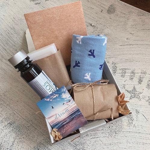 Купить подарочный набор Blue sky для мужчин и женщин в Москве