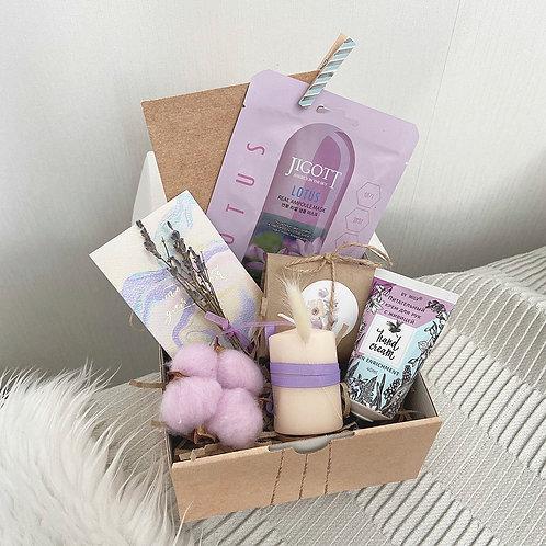 """Подарочный набор """"Light purple"""""""