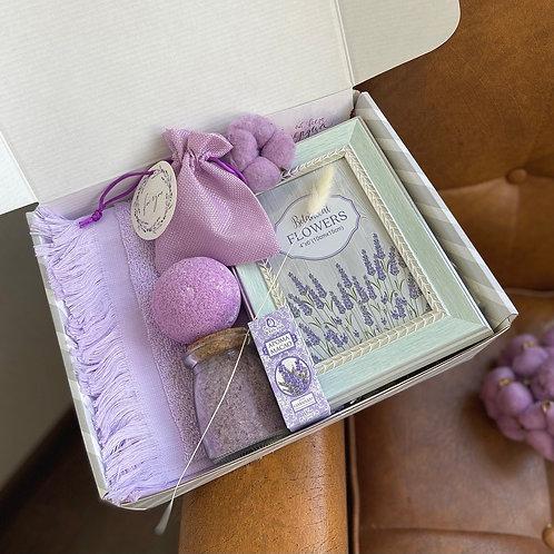"""Подарочный набор """"Lavender"""""""