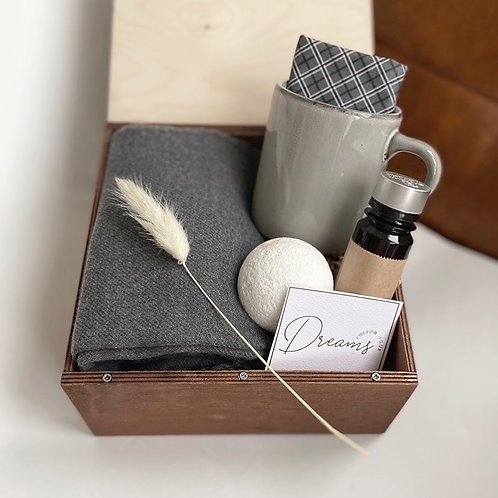 Подарочный набор «Grey»