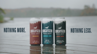 Bobcaygeon Brewing Company - 'Nothing More, Nothing Less'