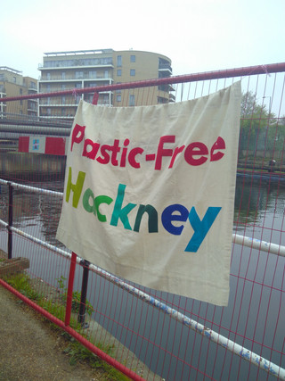 Event in conjuntion with Plastic Free Hackney