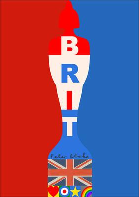'Brit Award' 2013