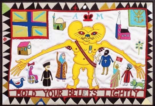 Hold your beliefs lightly 2011