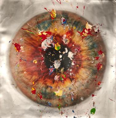 Chromosphere Unique artwork 2020