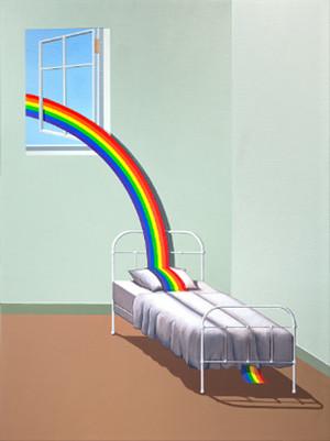 Rainbow Bed 2019