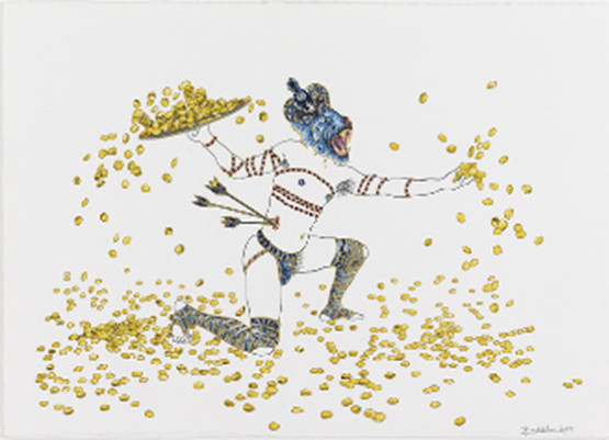 Fate of the Coin Thrower, Paradise Lost II 2014