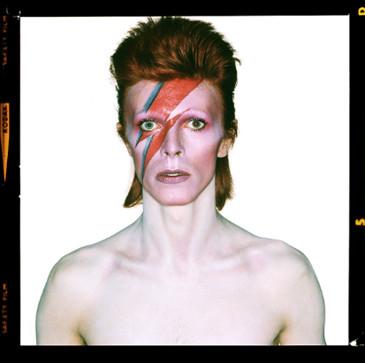 David Bowie Aladdin Sane Eyes 1973