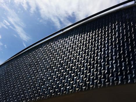 Самые крутые фасады из керамики