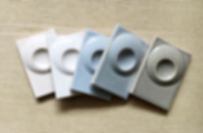 Образцы плитки в глазури