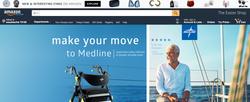 Medline Amazon Brand Page