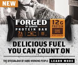 Quaker Forged Bar Digital Ad