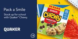 Quaker Walmart Digital Ad