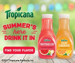 Tropicana Digital Walmart Ad